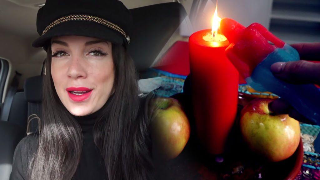 Tarot, velas y un deseo: este es el ritual mágico de Samira para triunfar en el amor (2/2)
