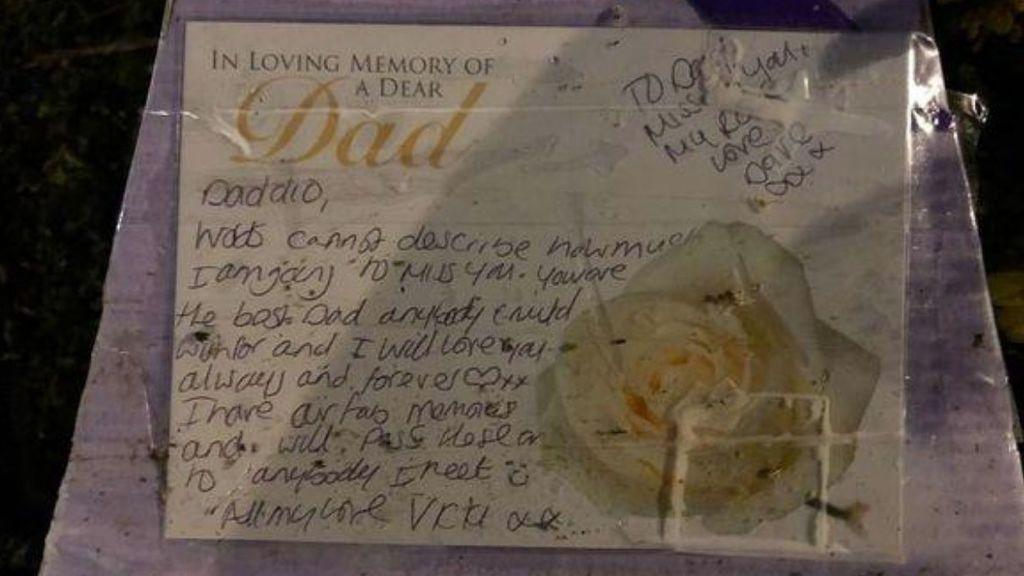 La emotiva carta de la hija del piloto que conducía la aeronave en la que viaja Emiliano Sala escribe una emotiva carta a su padre