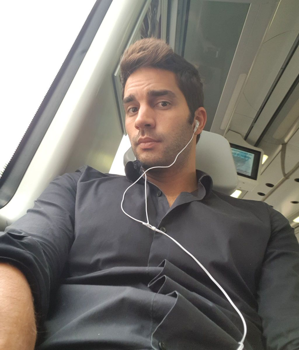 """El verdadero Santi Burgoa: """"Soy muy protector con la gente a la que quiero"""""""