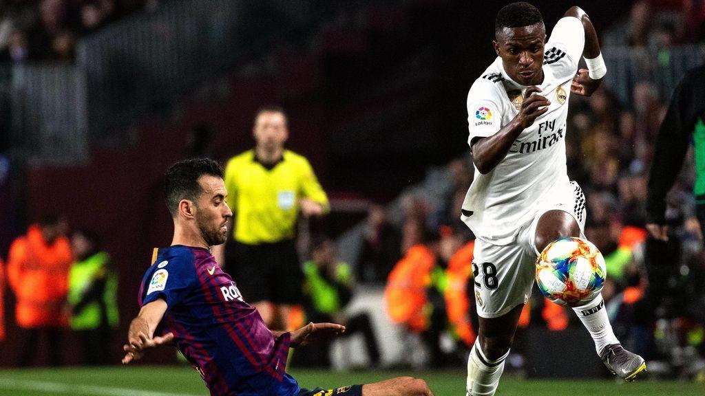 ¿Quién es favorito para la vuelta? ¿Real Madrid o Barça?
