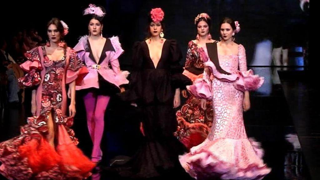 7d2fc3d5c 25 años de moda flamenca: un sector que crece y sale al exterior