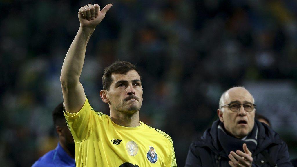 """El mensaje de apoyo de Casillas al fútbol femenino:  """"Juntos podemos cambiar el mundo"""""""