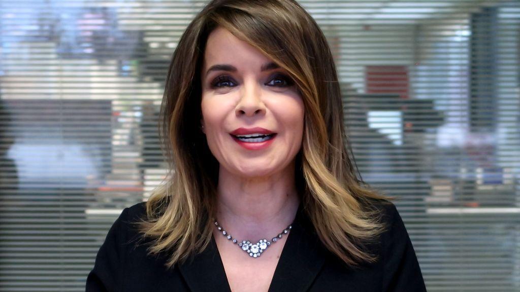 """Entrevista a Carme Chaparro: """"Me apetece enseñar otra parte de mi"""""""