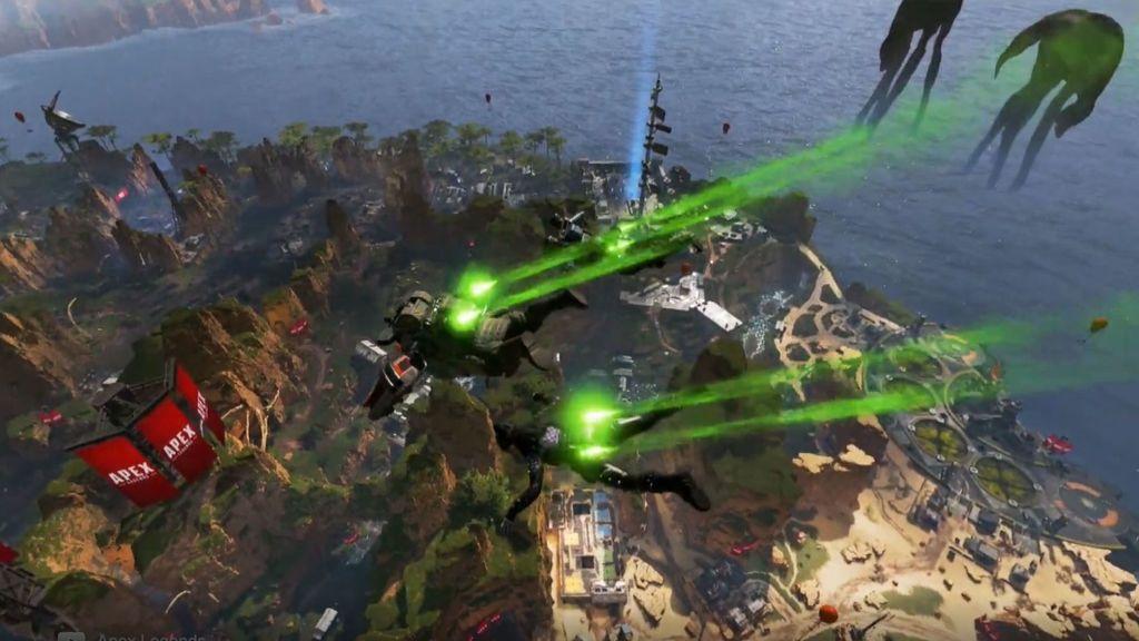 Apex Legends tendrá modo Solo y Dúo según los archivos del juego