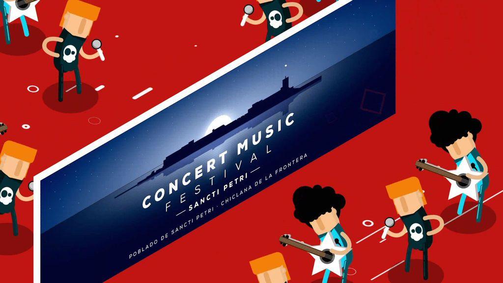 Los ganadores del subirán al escenario del Concert Music Festival