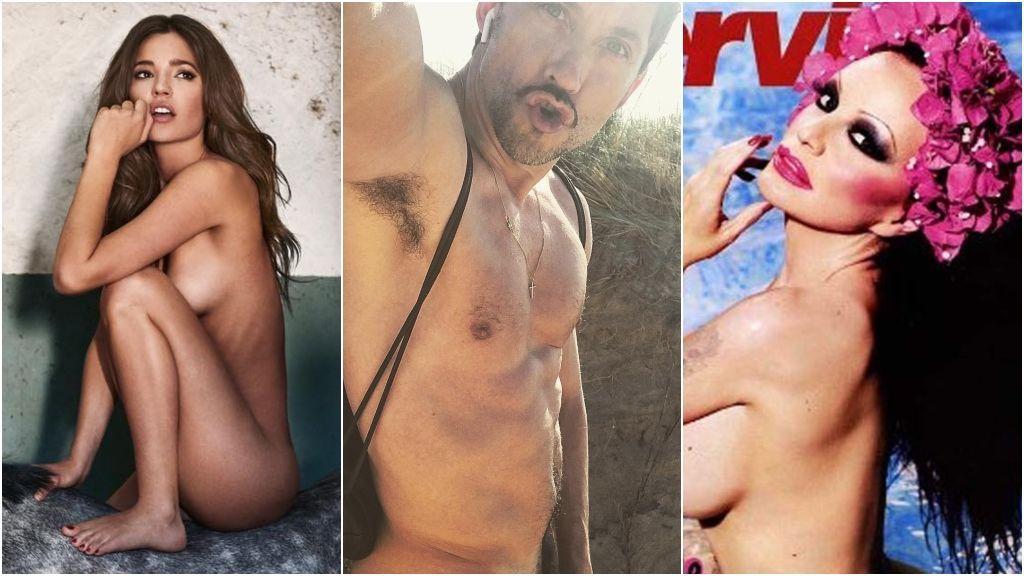 Desnudos De Famosos Artísticos Divinity