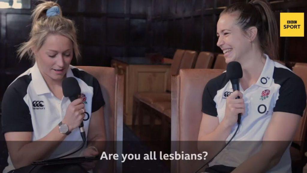 """Las preguntas que nunca debes hacerle a una jugadora de rugby: """"¿Sois todas lesbianas?"""""""