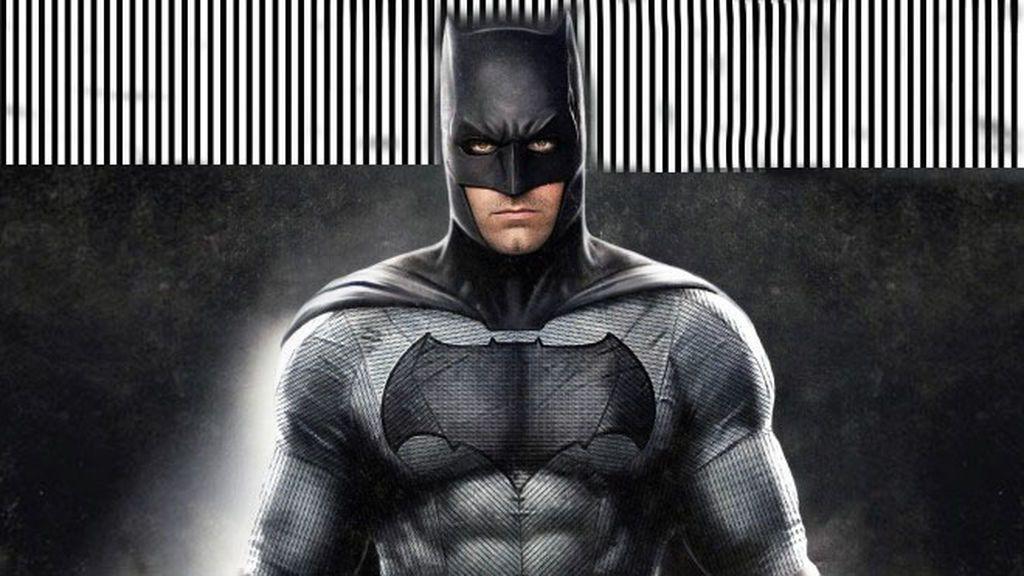 La bat-ilusión óptica: si miras fijamente el murciélago, crece