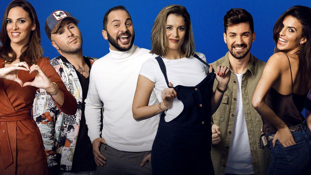 Kiko e Irene, Tejado y Candela, Sofía y Albalá... ¡Descubre cómo te iría con tu pareja si entrarais juntos a 'GH DÚO'!