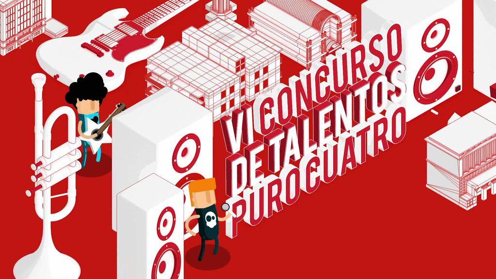 Cuatro se lanza a la búsqueda de nuevos talentos musicales en la V Edición del concurso online 'Puro Cuatro'