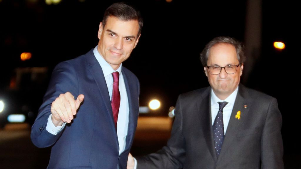 Sánchez se pone duro y dice que su gobierno nunca aceptará un referéndum de autodeterminación