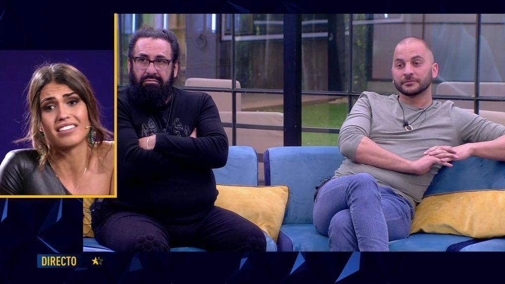 Sofía se despide con mensaje especial para Alejandro e Ylenia y ataques a Antonio Tejado