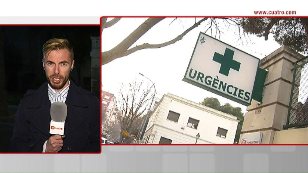 Un hombre sin hogar fallece a 50 metros del Hospital General de Valencia tras recibir el alta