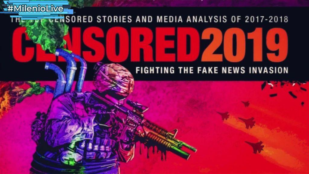 El origen del 'Proyecto Censurado': Busca destapar al año 25 historias jamás contadas