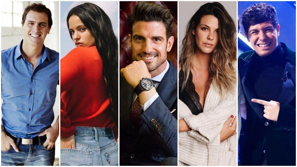 Albert Rivera, Rosalía, Aitor Ocio, Laura Matamoros… Los diez solteros más codiciados