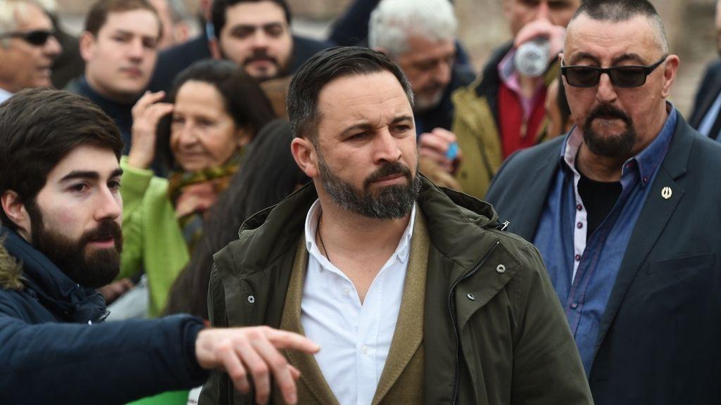 EN IMÁGENES: La manifestación en Colón contra Sánchez
