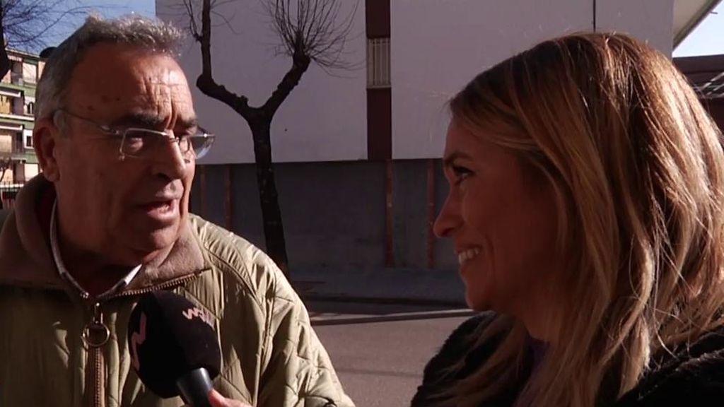 El padre de Mª Jesús Ruiz habla por primera vez en televisión y sobre Antonio Tejado