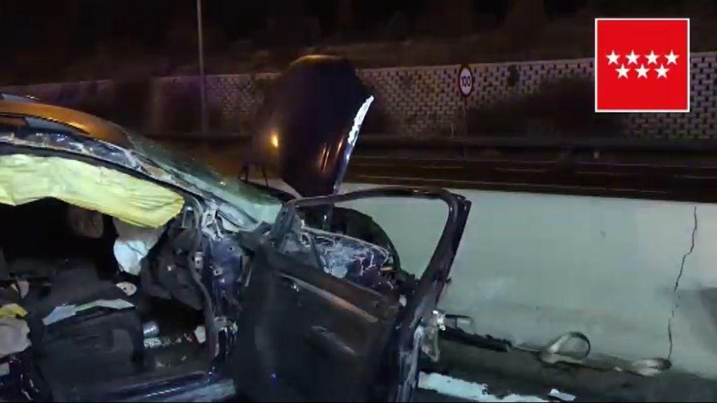 Mueren dos hermanas de 10 y 19 años en un accidente de coche en Pinto, Madrid