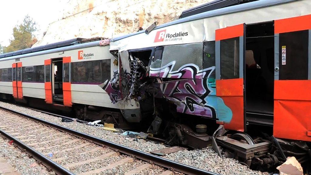 El cuerpo de la maquinista fallecida en el accidente de Cataluña llega a Córdoba