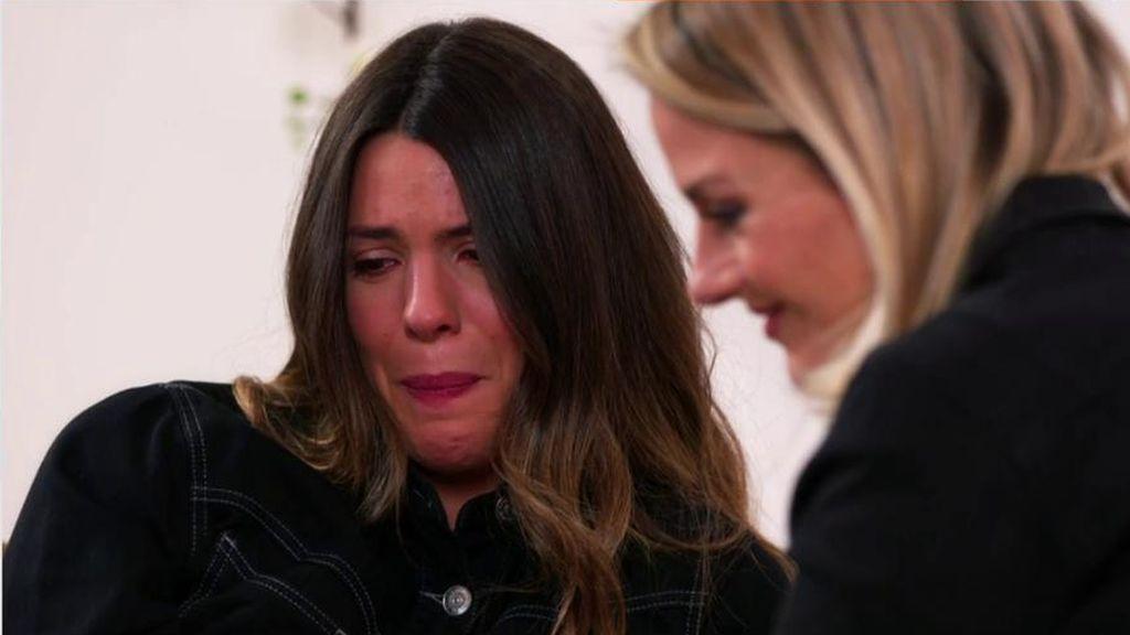 Laura Matamoros, a lágrima viva: Habla de sus problemas familiares y de Benji