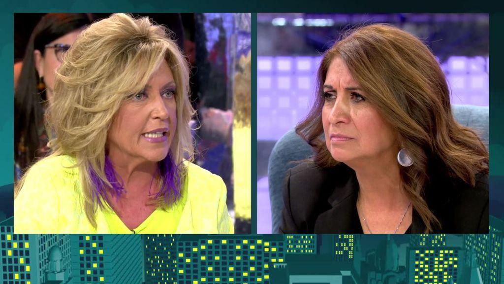 """La entrevista de Lourdes Ornelas hace peligrar su amistad con Lydia Lozano: """"Estoy muy dolida"""""""