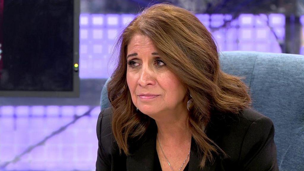 """Lourdes Ornelas, de los """"malos hábitos"""" de Camilo Sesto: """"No era una vida sana ni para un niño, ni para mí"""""""
