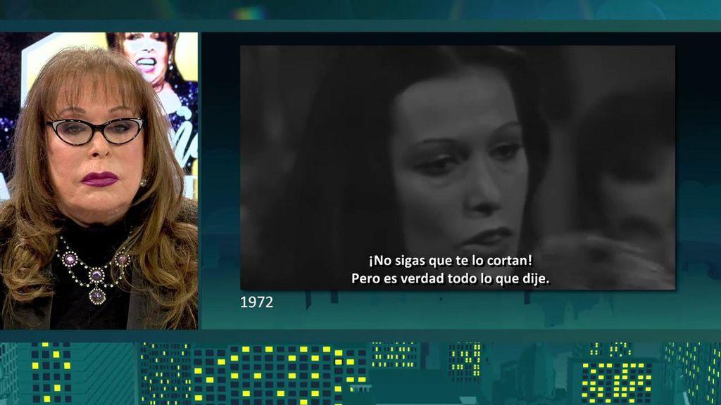 Revelada la entrevista más polémica de Massiel, censurada hace 47 años