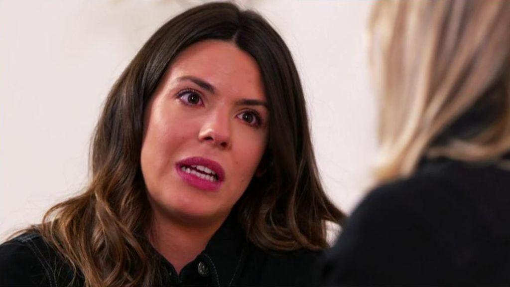 Laura Matamoros se rompe hablando de su hijo en el diván de 'Viva la vida'