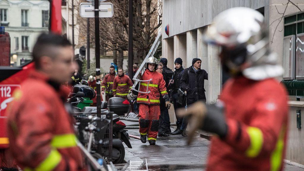 Mueren una mujer embarazada y su hijo en un incendio en Lyon