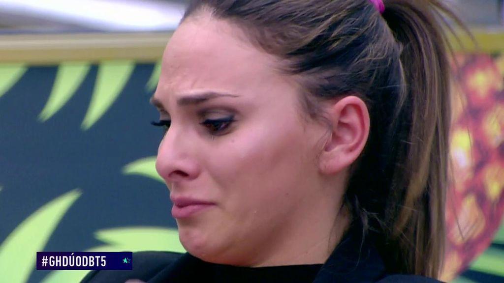 """Irene se rompe tras las acusaciones de Ylenia a Kiko: """"Eso me lo he tragado yo con dos niñas y cero euros"""""""