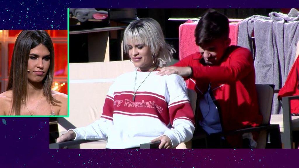 """¿Van a liarse Alejandro e Ylenia? Sofía cree que """"estaría muy feo fuera"""""""