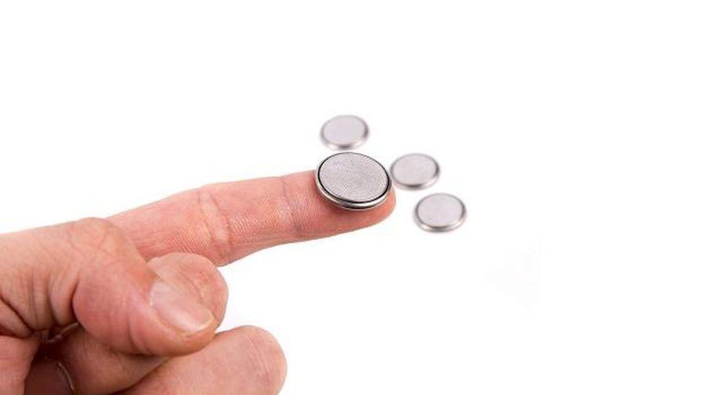 Pila de botón