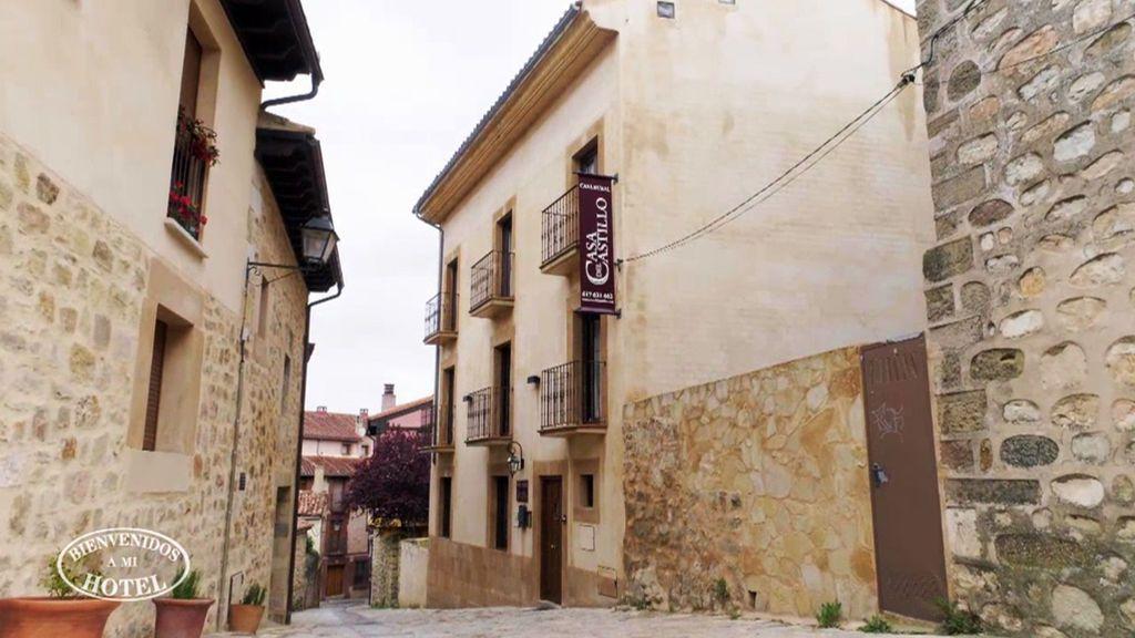 'Casa del Castillo', un hotel situado en un enclave privilegiado de Sigüenza