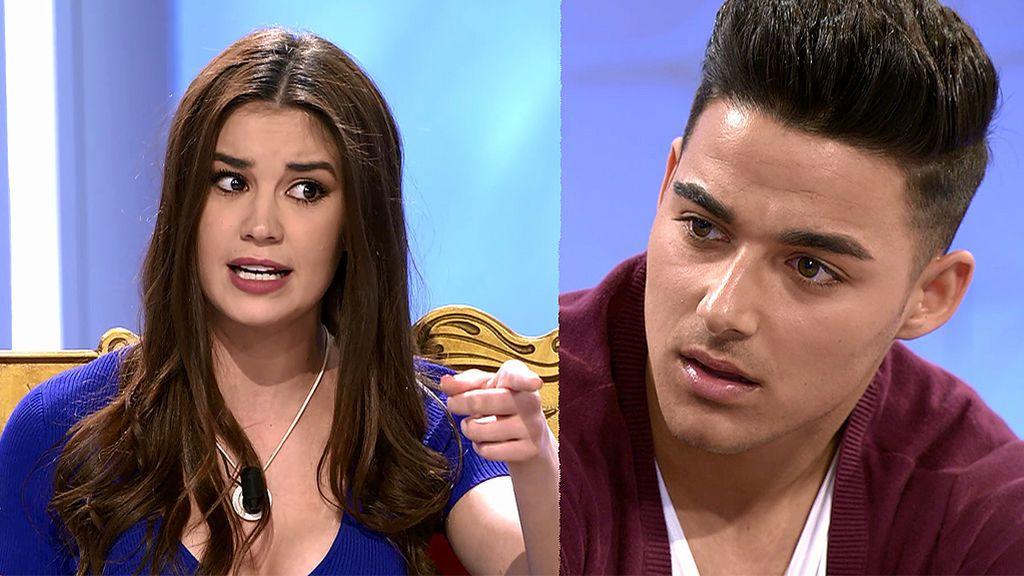 """Noelia explica por qué se enfadó con Manu en la casa: """"Tuvo algunos comentarios un poco bruscos"""""""