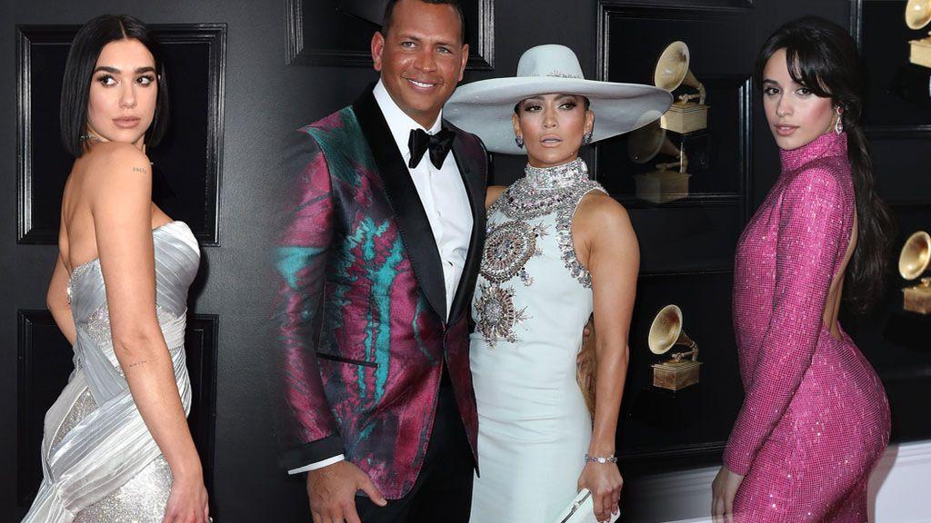 La alfombra roja de los Grammy 2019, foto a foto