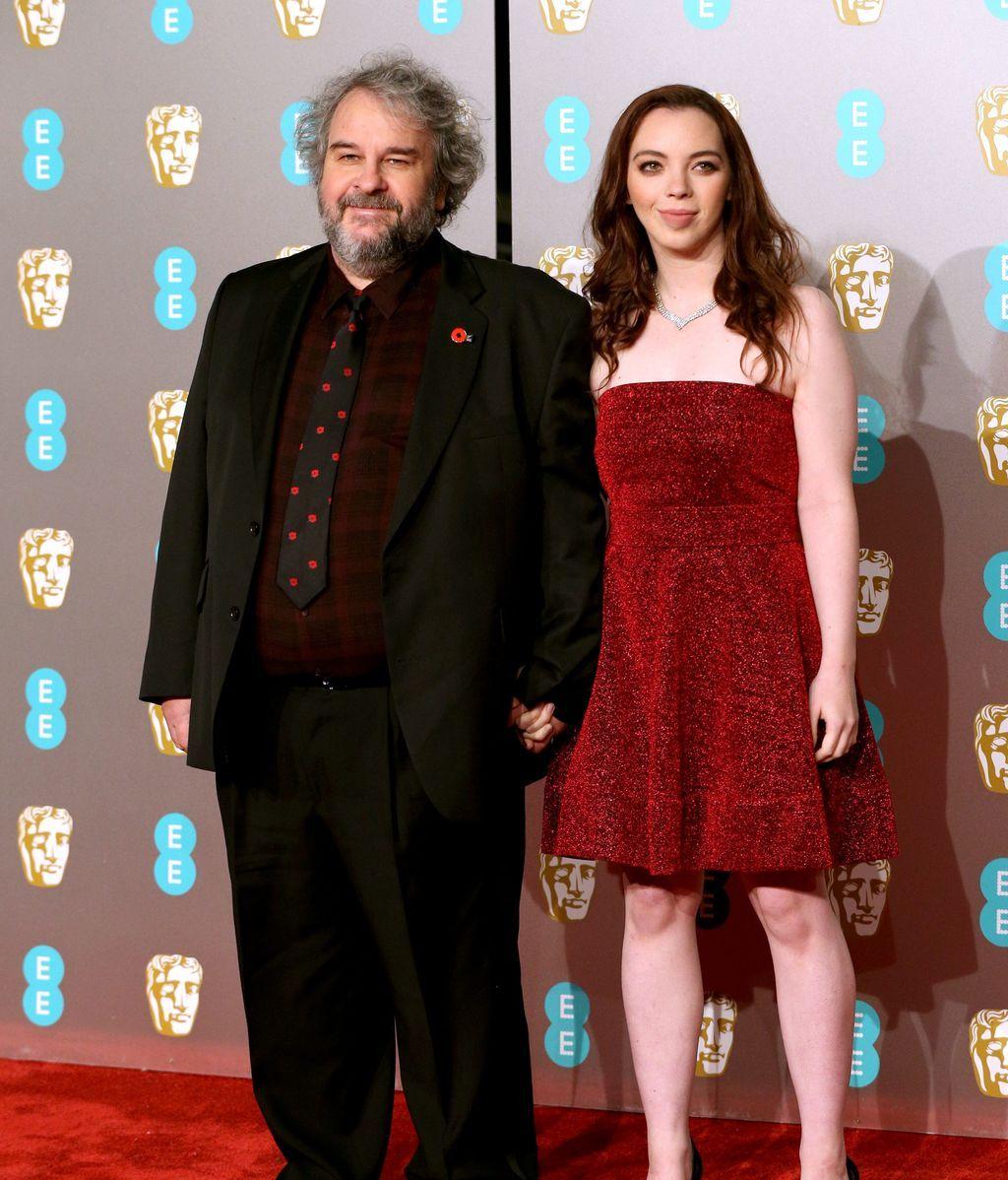 Peter Jackson y Katie
