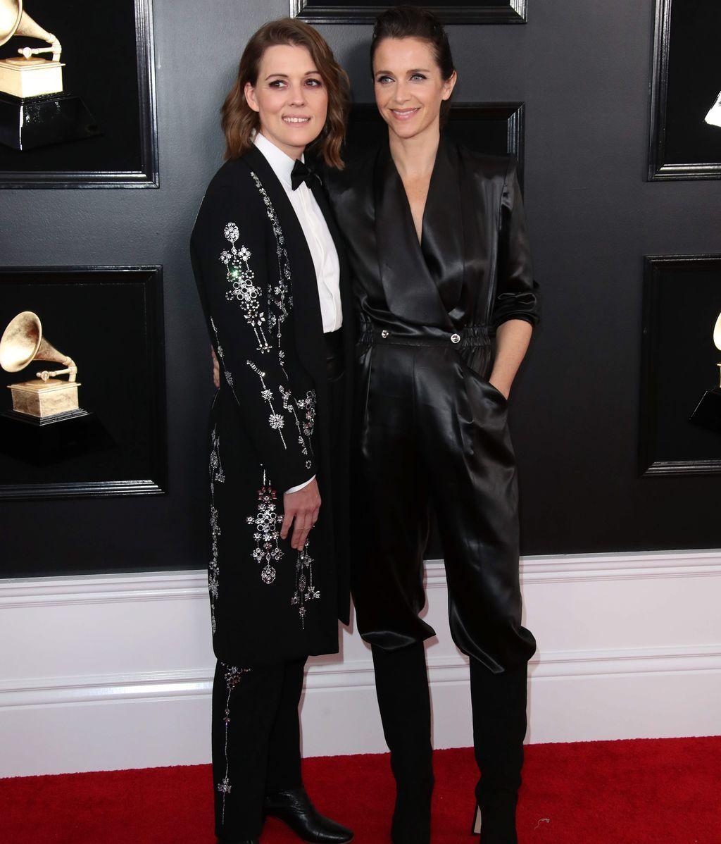 Brandi Carlile y Catherine Shepherd