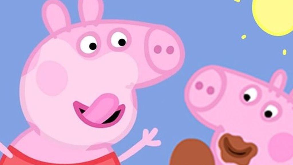 El efecto Peppa Pig: los niños americanos hablan con acento británico