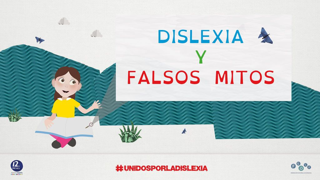 Los falsos mitos de la dilexia