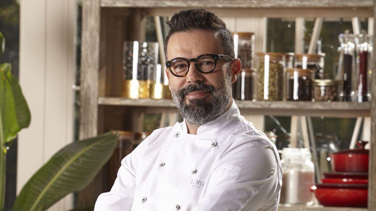 """Daniel Álvarez, el pastelero que """"moviendo masas"""" es capaz de transformar cualquier sueño en algo dulce"""