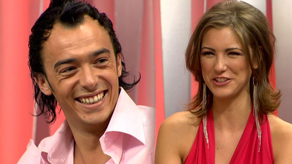 El test más 'hot' de María Jesús Ruiz a Dani Dj en 2005