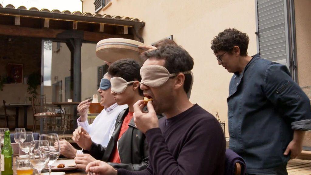 Los invitados al hotel MasQi alucinan con el menú sensorial de Sonia y Elena