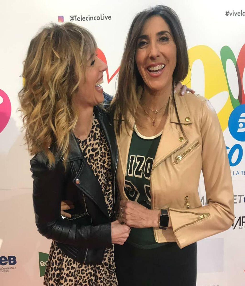 Emma García y Paz Padilla