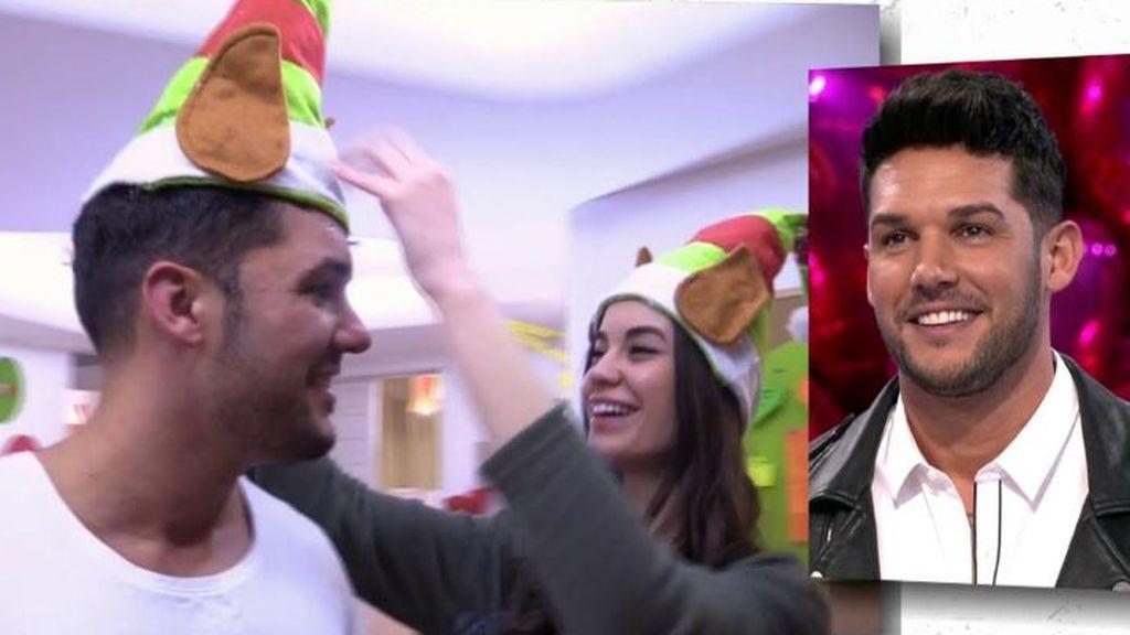 Santana y Noelia: más que una simple amistad dentro de la 'Casa de los tronistas'