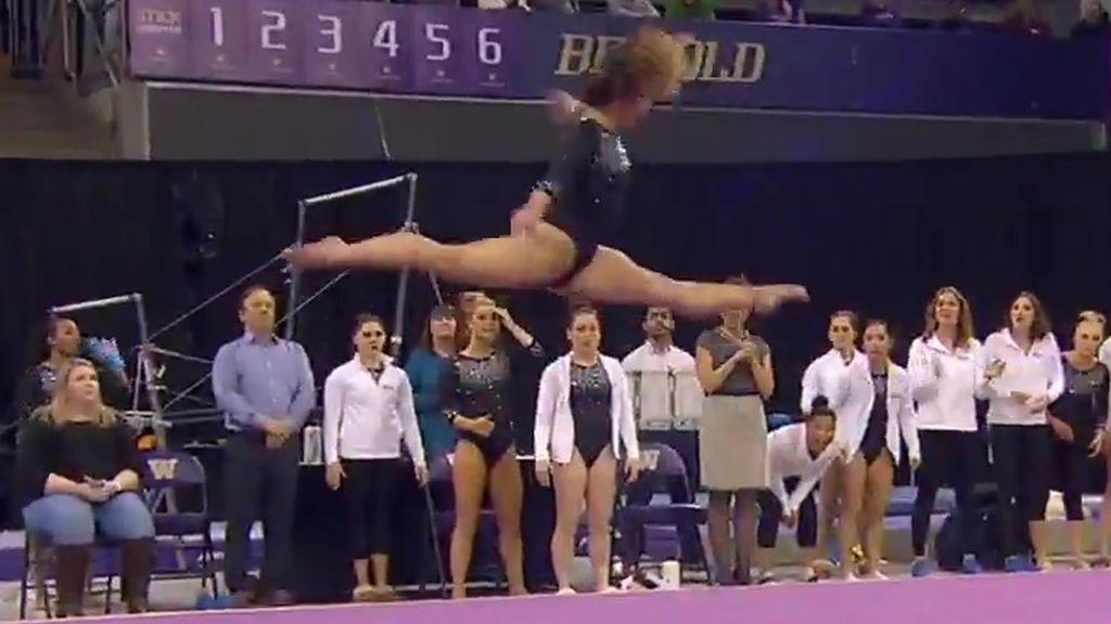 Lo ha vuelto a hacer: Kathelyn Ohashi consigue otro 10