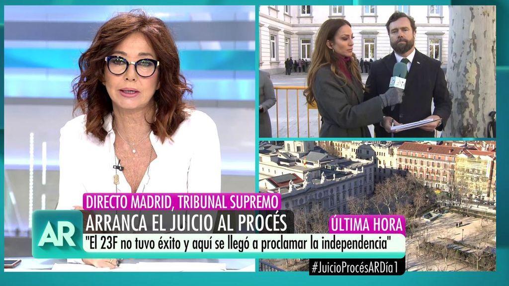 """Espinosa de Los Monteros, sobre el juicio al procés """"Se han cometido los delitos más graves contra la Constitución"""""""