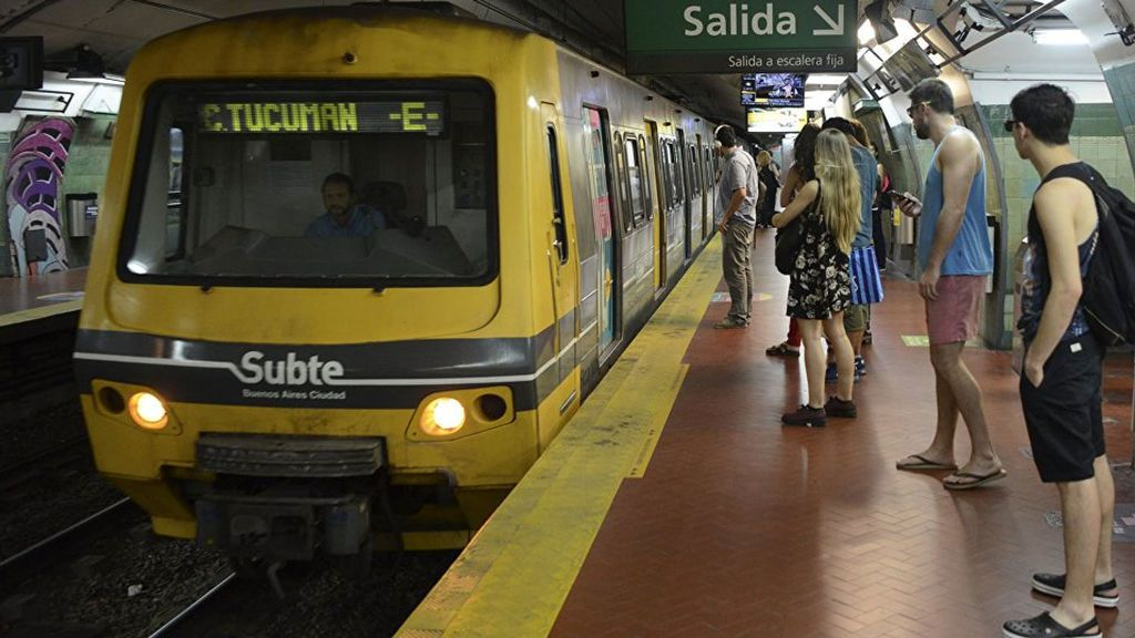 Metro gratis para todos cuando los ascensores y las escaleras mecánicas estén fuera de servicio