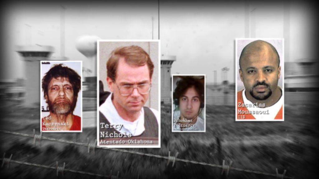 Los presos más peligrosos del 'Alcatraz de las Rocosas'