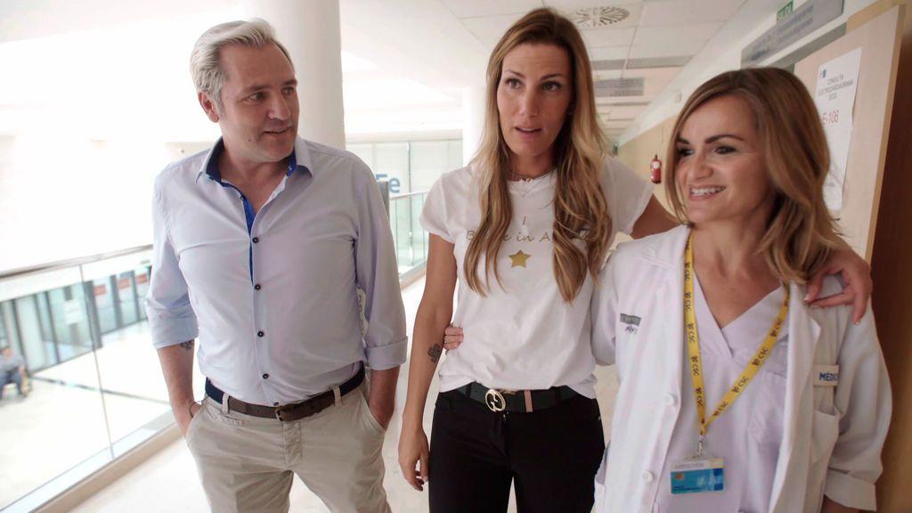 """Mayte Cañizares perdió a su hijo Santi:  """"Tengo que sonreír cada día por él"""""""