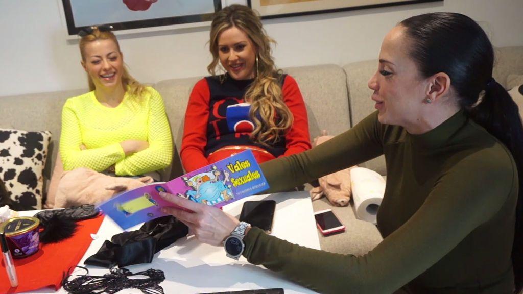 Lubricantes, vibradores, juguetes eróticos: Samira celebra San Valentín con un tuppersex con práctica incluida (2/2)